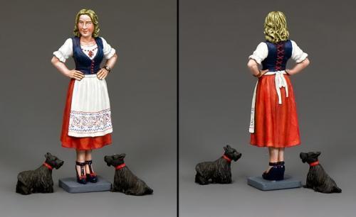 LAH225 - Eva Braun and Her Dogs