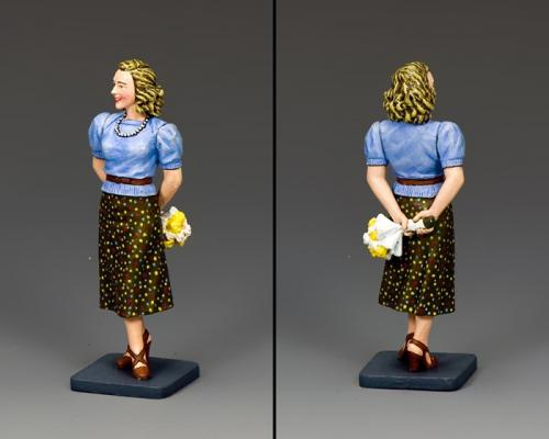 LAH252 - Miss Eva Braun - disponible début juillet