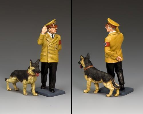 LAH253 - Adolf and Blondi - disponible début juillet