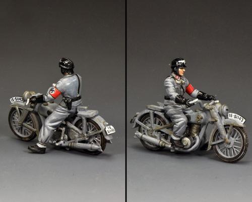 LAH256 - The NSKK Motorcyclist
