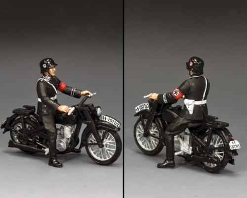 LAH257 - Leibstandarte Motorcylist