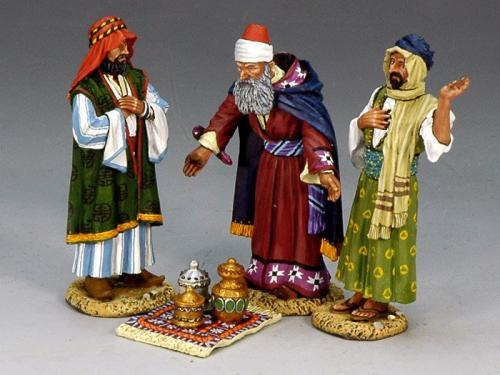 LOJ003 - The three Wise man