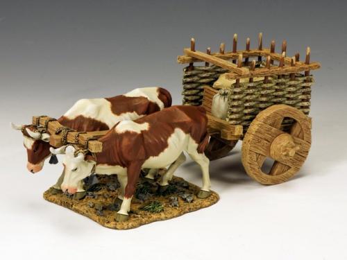 LOJ020 - Ox Cart