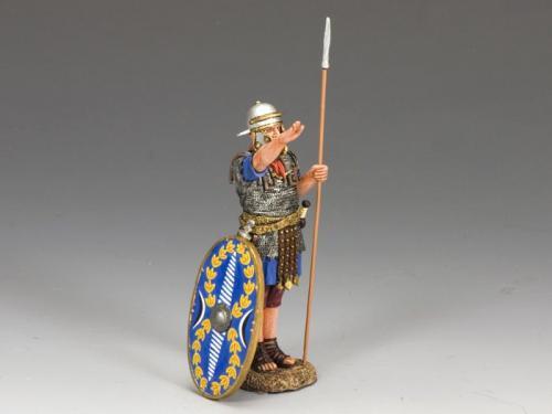 LOJ022 - Roman Auxiliary Saluting