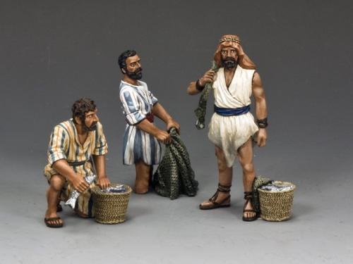 LOJ032 - The Fishermen Set