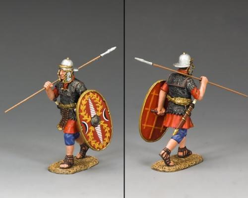 LOJ036 - Marching Roman Auxiliary