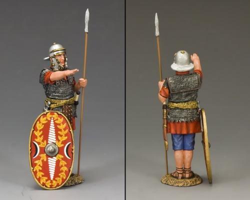 LOJ039 - Roman Auxiliary Saluting