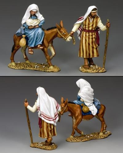 LOJ041 - Mary, Joseph  the infant Jesus
