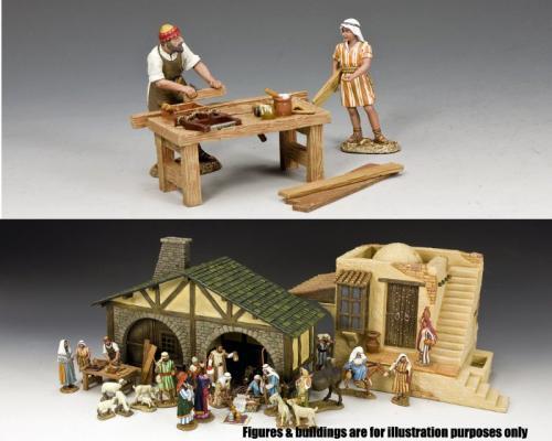 LOJ044 - In the Carpenter's Shop