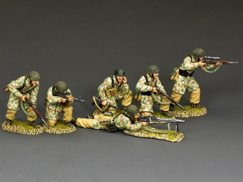 LW-S01 - The Fallschirmjäger Fire Support Group Set