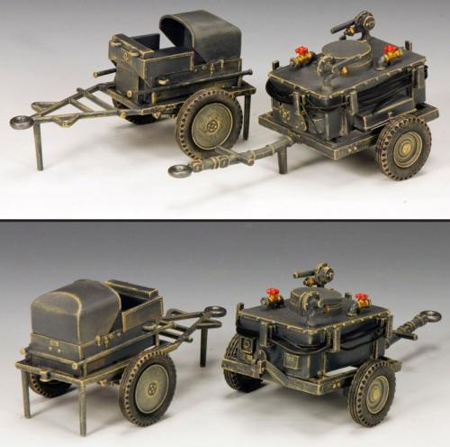 LW034 - Airfield Refueling Carts