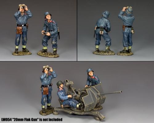 LW055 - Flak Gun Helpers