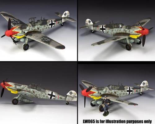 LW063 - Hermann Graf's Bf.109 Gustav