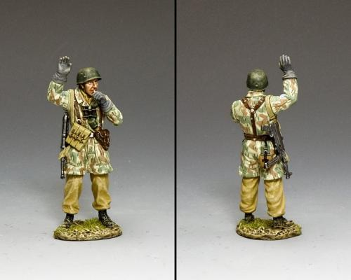 LW068 - Fallschirmjäger Giving The Signal