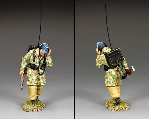 LW071 - Fallschirmjäger Field Radio Operator