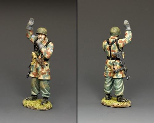 LW087 - Fallschirmajäger NCO with Whistle