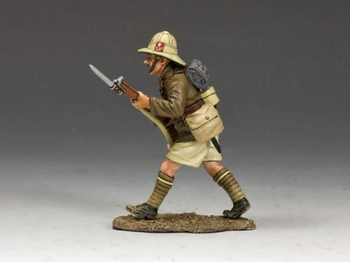 ME005 - Attacking (Lancashire Fusiliers, Middle East Campaign)