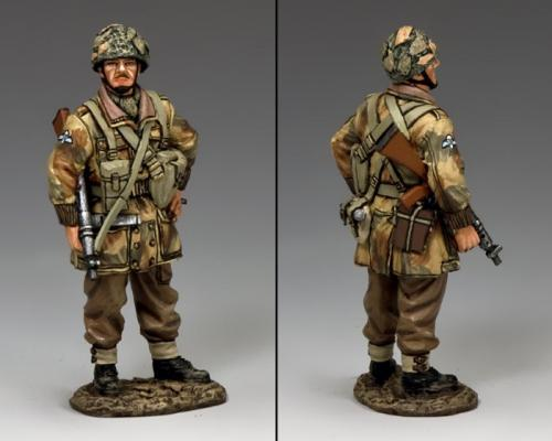 MG059(P) - Lt. Jimmy Cleminson