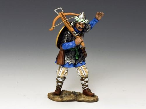MK098 - Advancing Cross Bowman