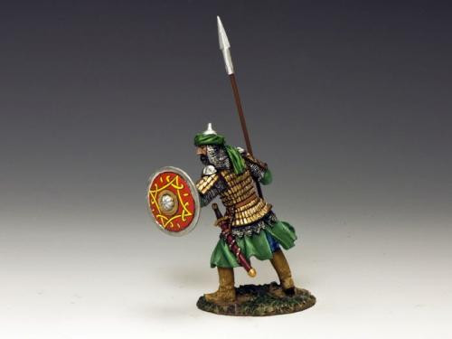 MK100 - Advancing Saracen Spearman