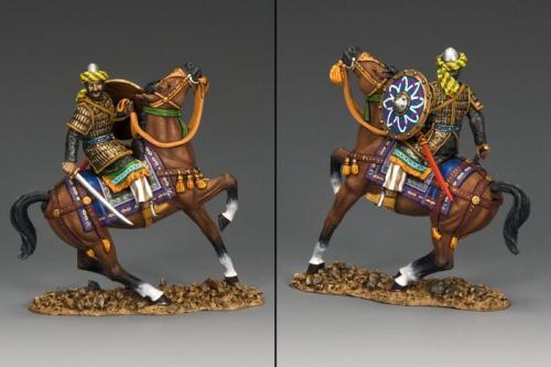 MK114 - Mounted Saracen Bodyguard