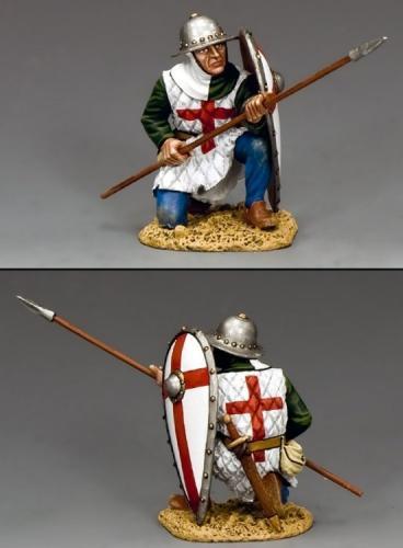 MK126 - The kneeling Spearman