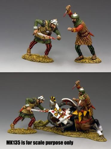 MK134 - Saracens Assassins