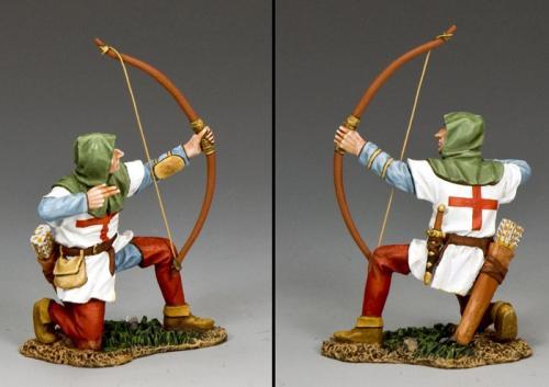 MK170 - Crusader Archer (kneeling)