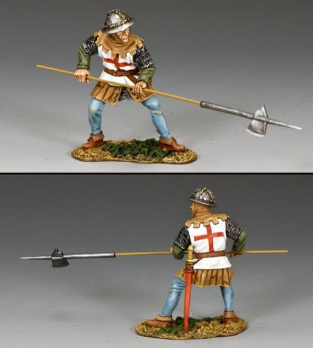 MK171 - Crusader Halberdier