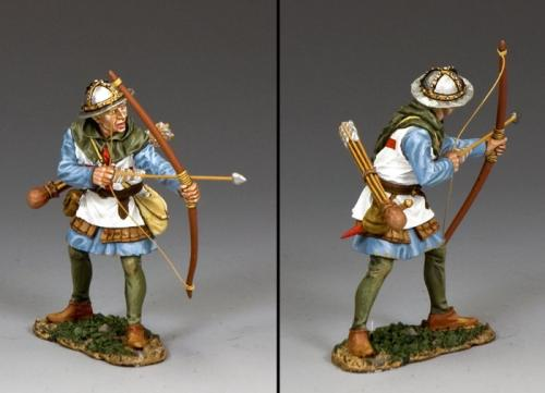 MK172 - Crusader Archer (standing ready)