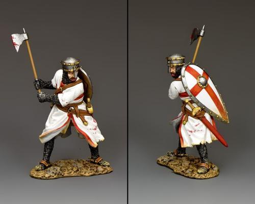 MK188 - Crusader Axeman