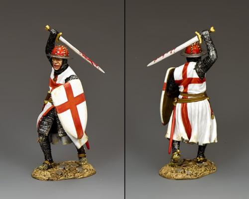 MK190 - Crusader Sergeant-at-Arms