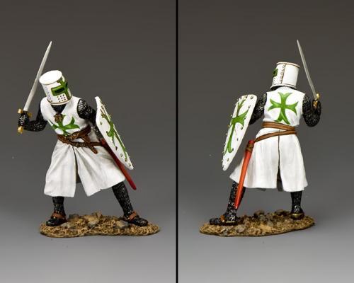 MK196 - Fighting Knjght os St. Lazarus