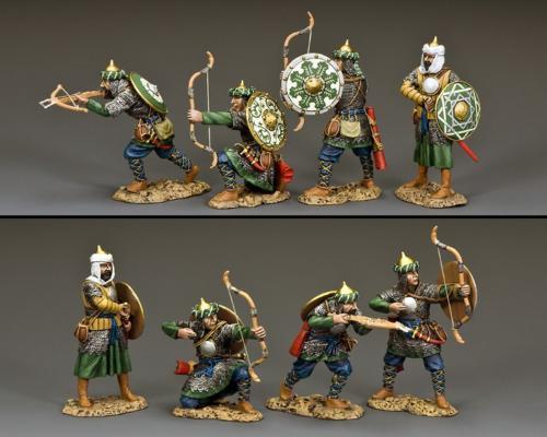 MK202 - The Fighting Saracens Set N° 2