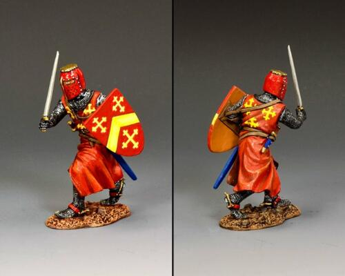 MK215 - Fighting Crusader Knight with Sword - disponible début septembre