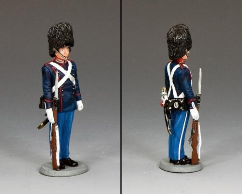 MRDG001 - Standing Guard