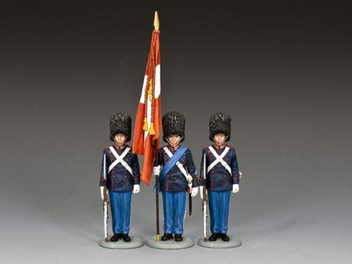 MRDG003 - Royal Life Guards Colour Party