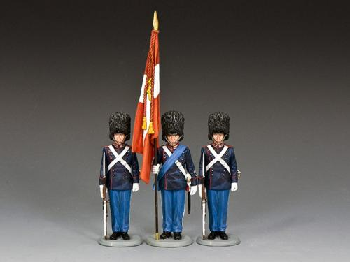 MRDG003 - Royal Life Guards Colour Party - disponible début juillet