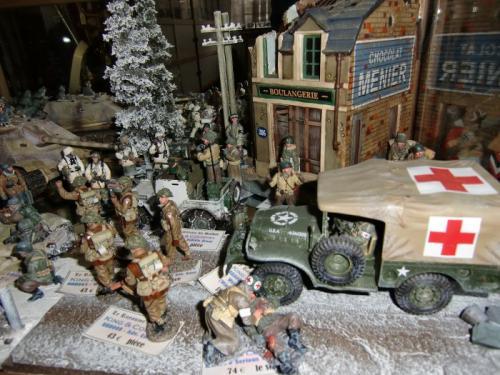 Magasin - Série Bastogne de King & Country