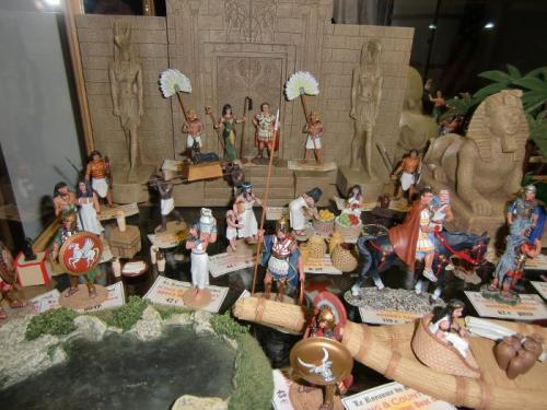 Magasin - l'ancienne Egypte de King & Country