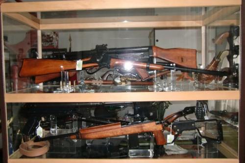 Magasin - les armes décoratives de DENIX