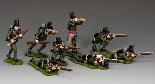 NA-S03 - The 95th Rifle Section