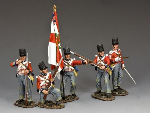 NA-S08 - The Redcoat Value-Added Set
