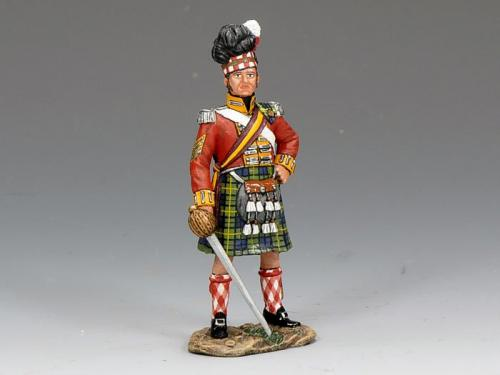 NA212 - Gordon Highlanders Sergeant Major