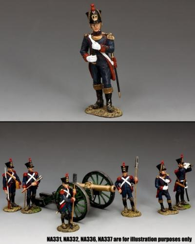 NA329 - French Artillery Officer