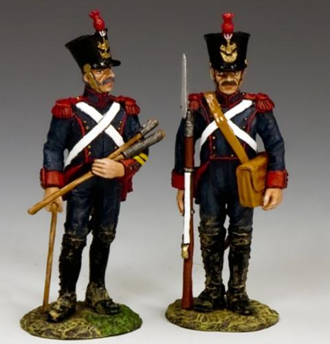 NA331 - French Gunners Set 1