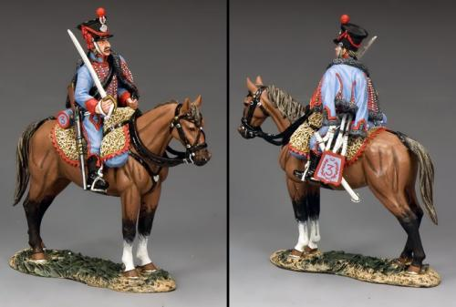 NA357 - Mounted Hussar
