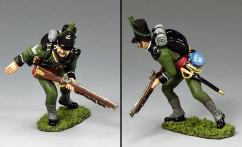 NA384 - British 95th Rifles Sergeant