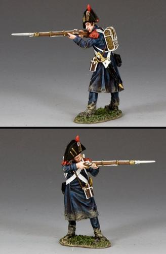 NA394 - Great Coat Firing Musket
