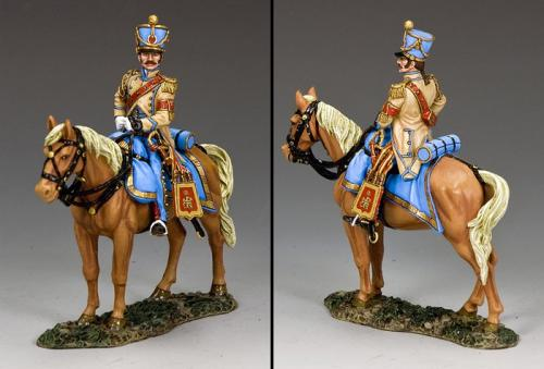 NA405 - French Mounted Aide de Camp
